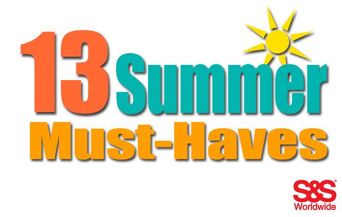 13 summer outdoor activities