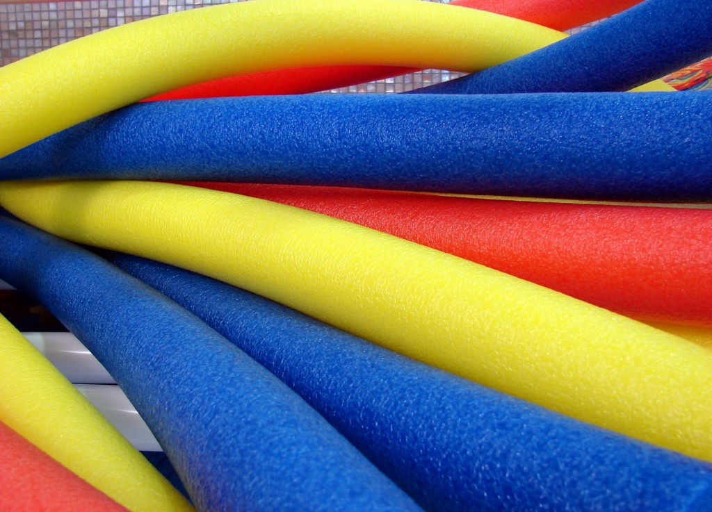 aqua pool noodles