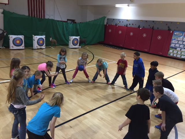 attica elementary physical education
