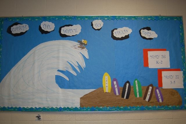 10 Field Day Bulletin Board Ideas S Amp S Blog
