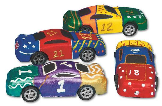 foam race cars