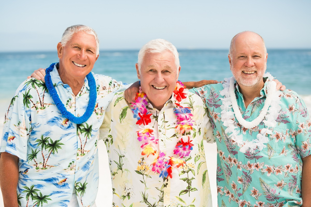 hawaiian theme senior facility