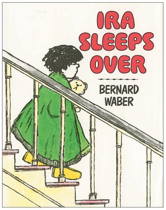 classroom book activity ira sleeps over