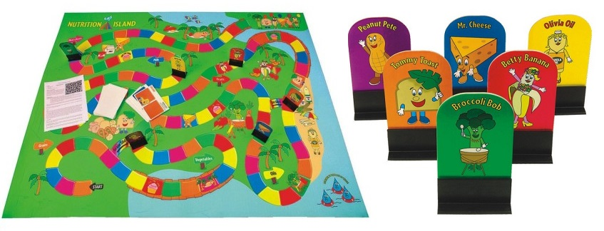 nutrition game candy land®