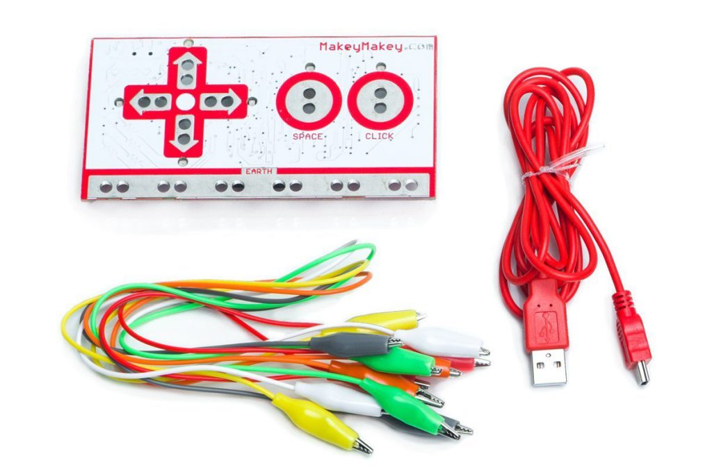 makey makey for PE