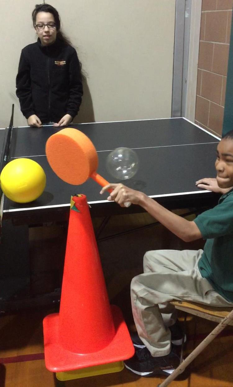 special needs activity