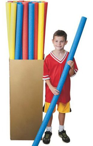 pool noodle physical education