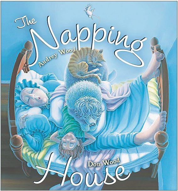 The Napping House Book Activity