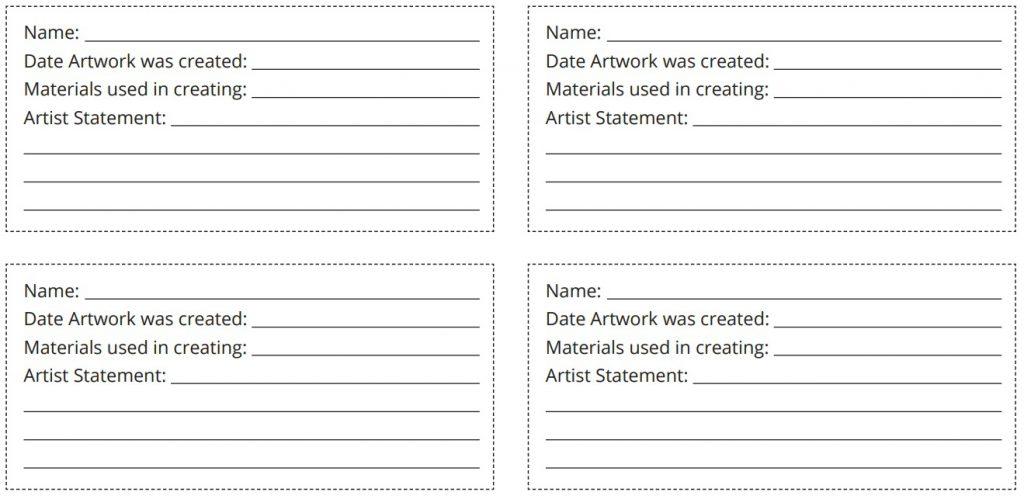 artist labels