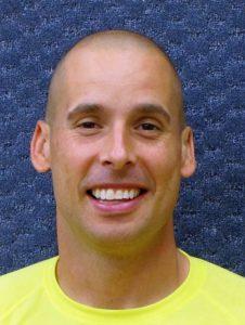Michael Beringer PE teacher