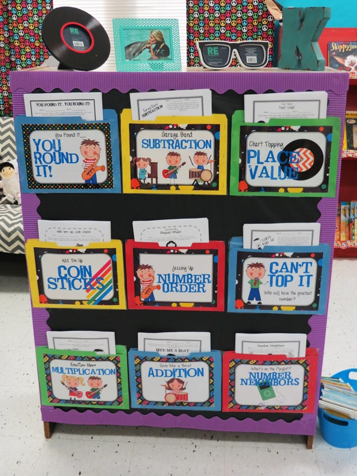 Classroom Bookshelf Ideas ~ Creative storage ideas for classroom organization s