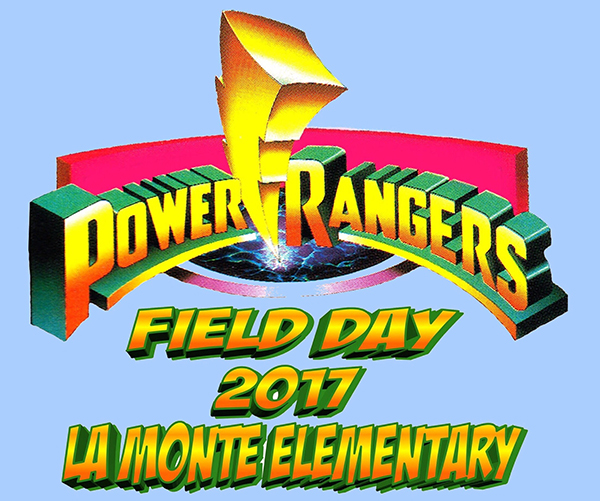 field day power rangers