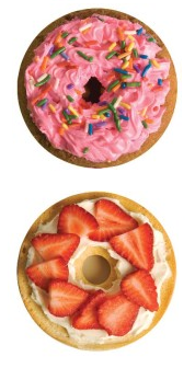 craft activity how to make a foam pressure donut