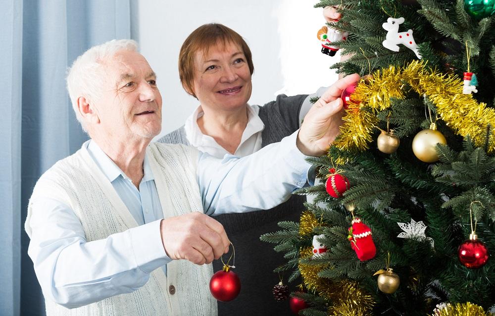 Awesome Senior Christmas Party Ideas Part - 1: Holiday Theme Seniors