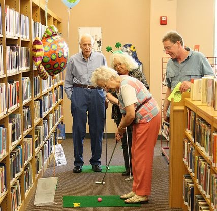 makerspace for senior residents