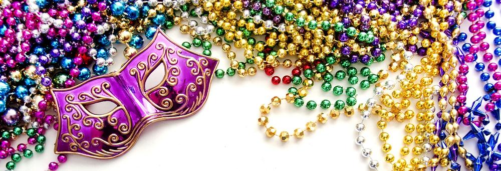 Mardi Gras senior activities