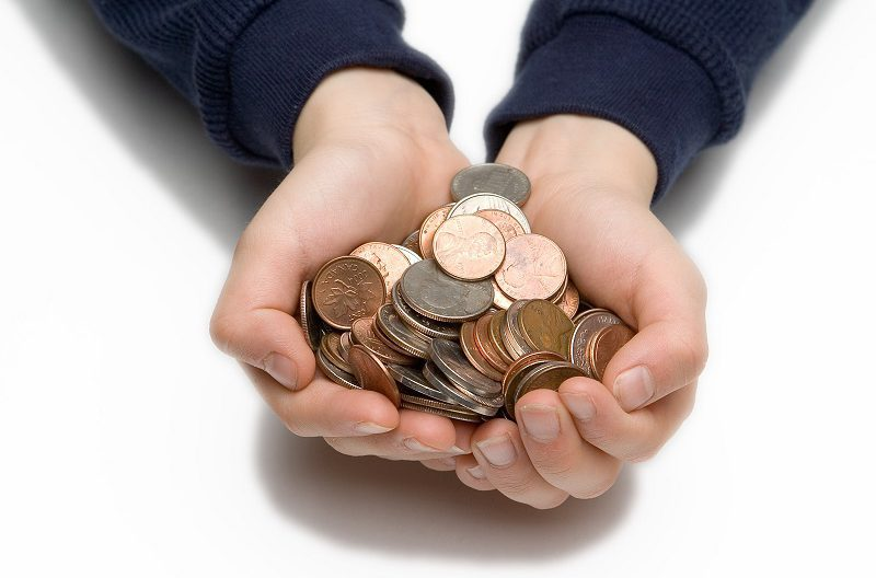penny fundraisers