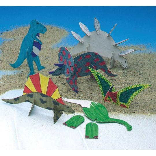 dinosaur and prehistoric lesson ideas
