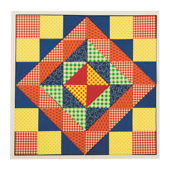 quilt mosaic craft