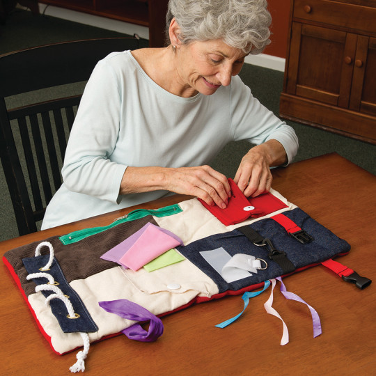 sensory activities seniors