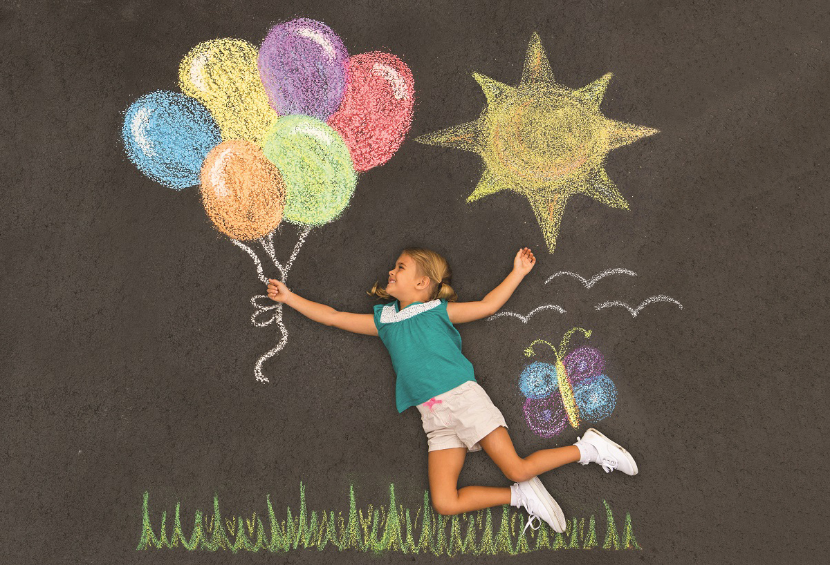 5 Fun Sidewalk Chalk Activities And Ideas S S Blog