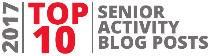 top 10 senior activity posts 2017