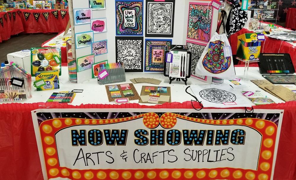 trade show crafts 2018