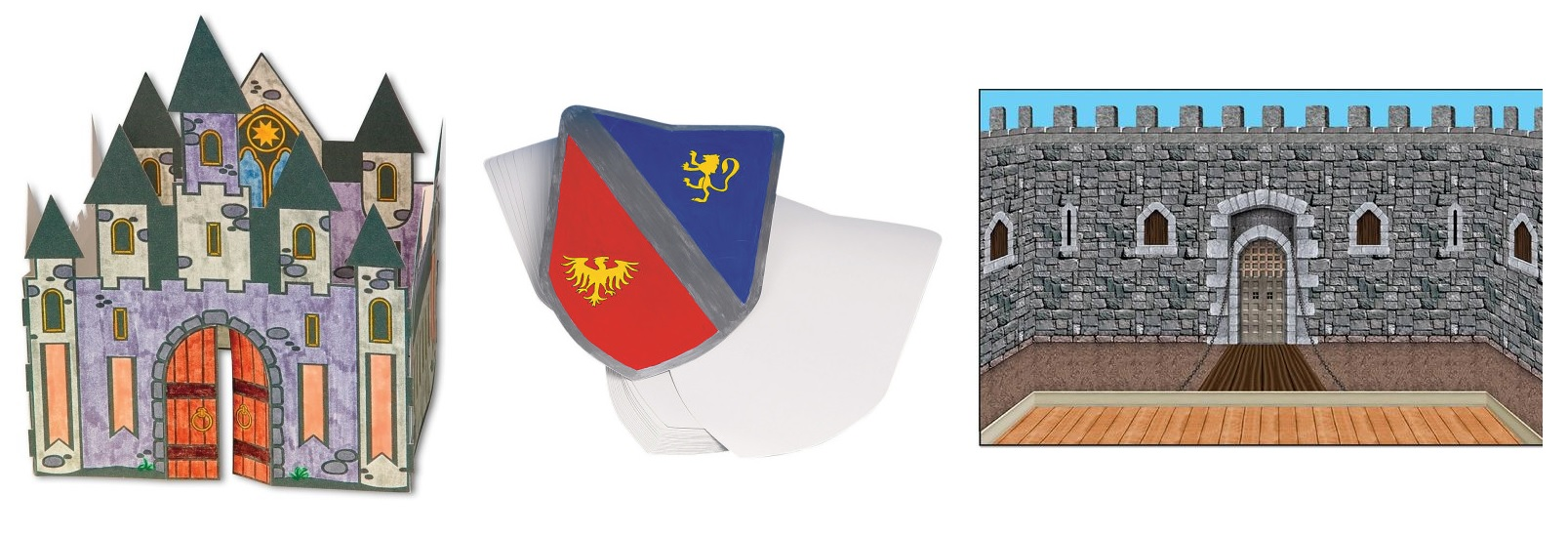 vbs themes over the moat fortress