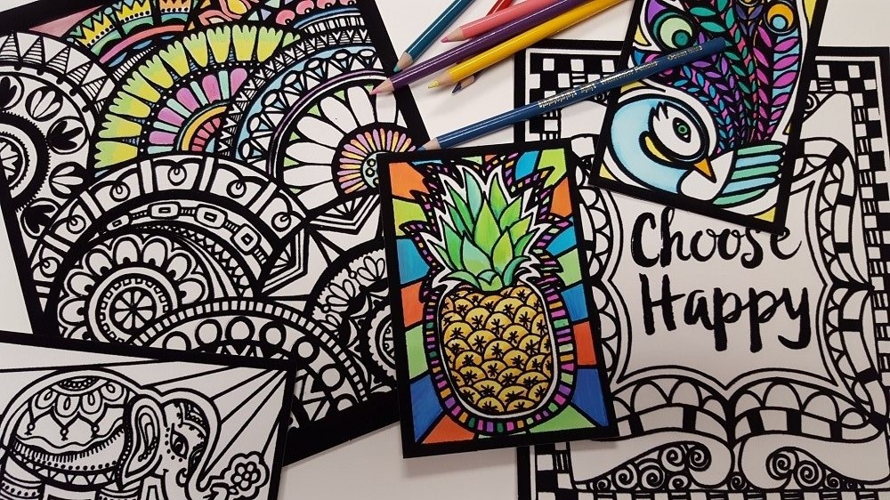 Top 8 Velvet Art Coloring Projects - S&S Blog