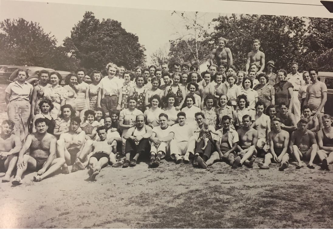 1941 ss picnic