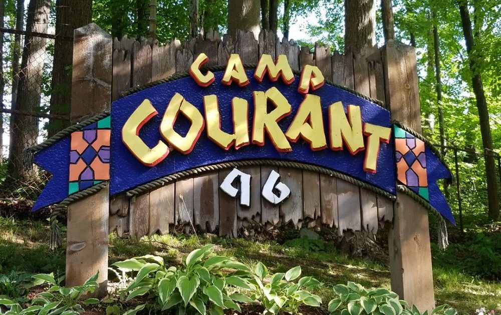camp courant