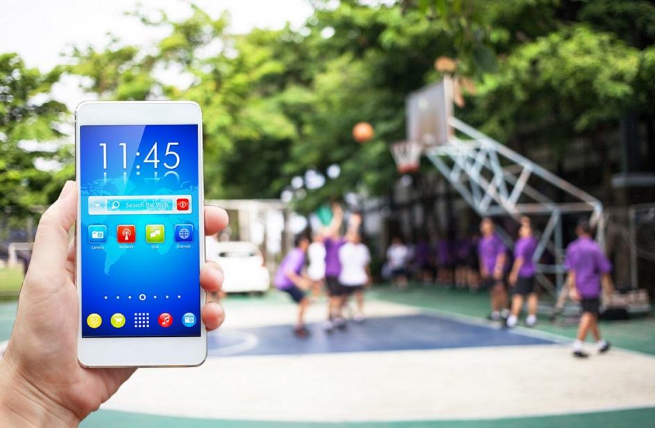 phone apps recreational program