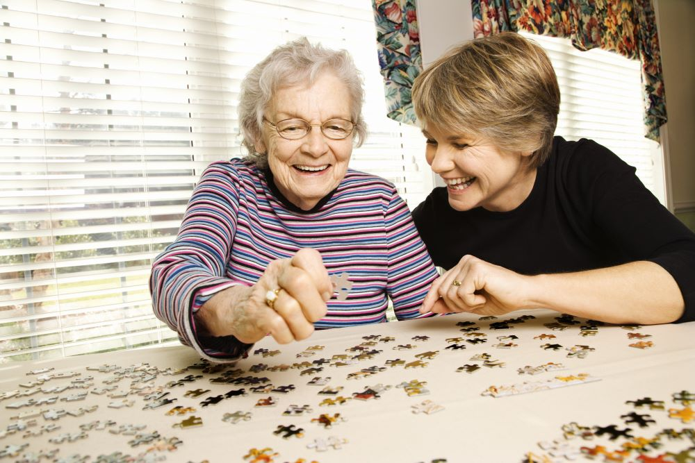 7 Cognitive Puzzles to Try With Your Assisted Living Residents