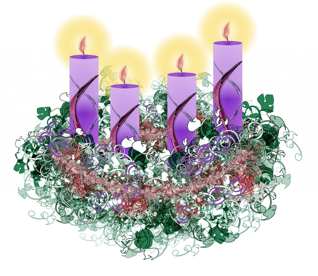 Advent Wreath Craft Ideas