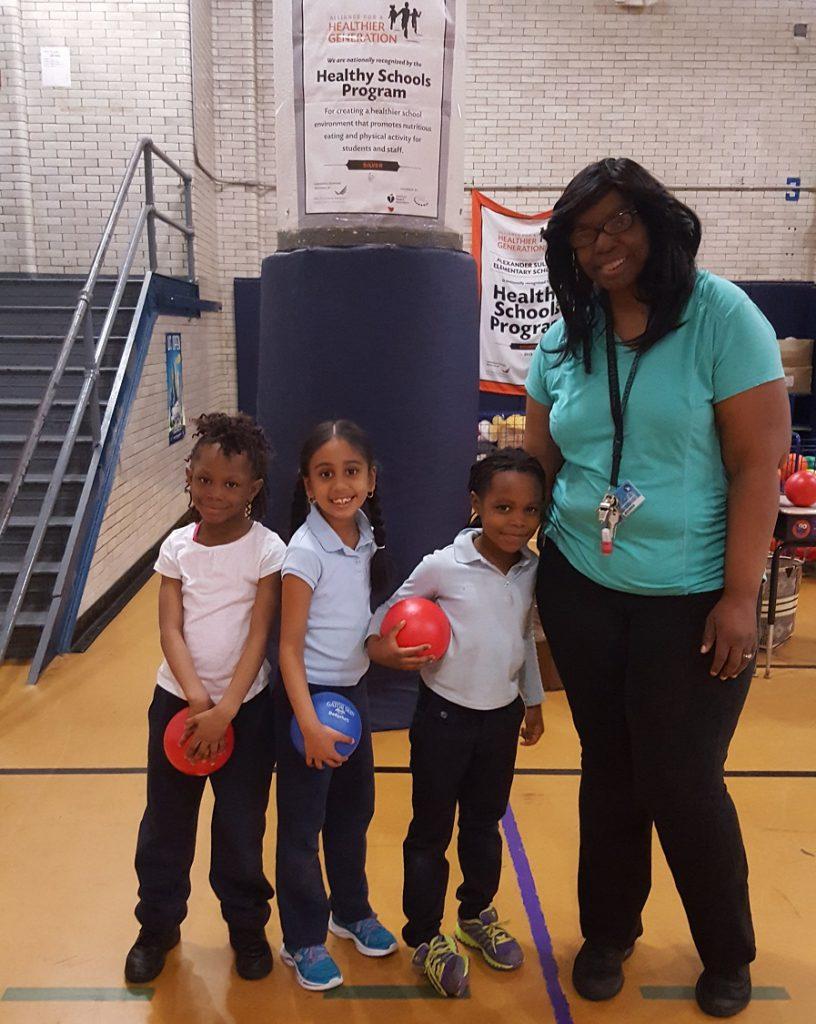 Alexander D. Sullivan School Healthy School Program