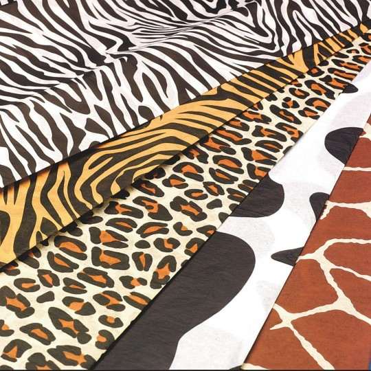 zoo print craft