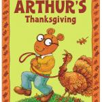 Classroom Book Activity – Arthur's Thanksgiving