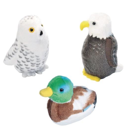 Audible Audubon Plush Bird