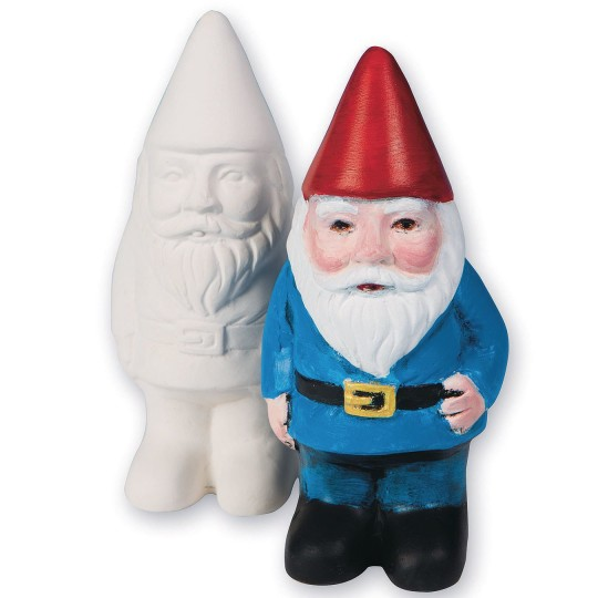 Ceramic Gnomes To Paint: Top 5 DIY Ceramic Bisque Crafts