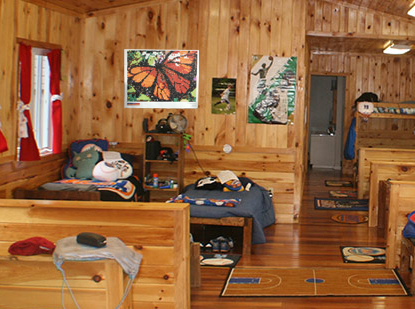 Camp Bunk Butterfly