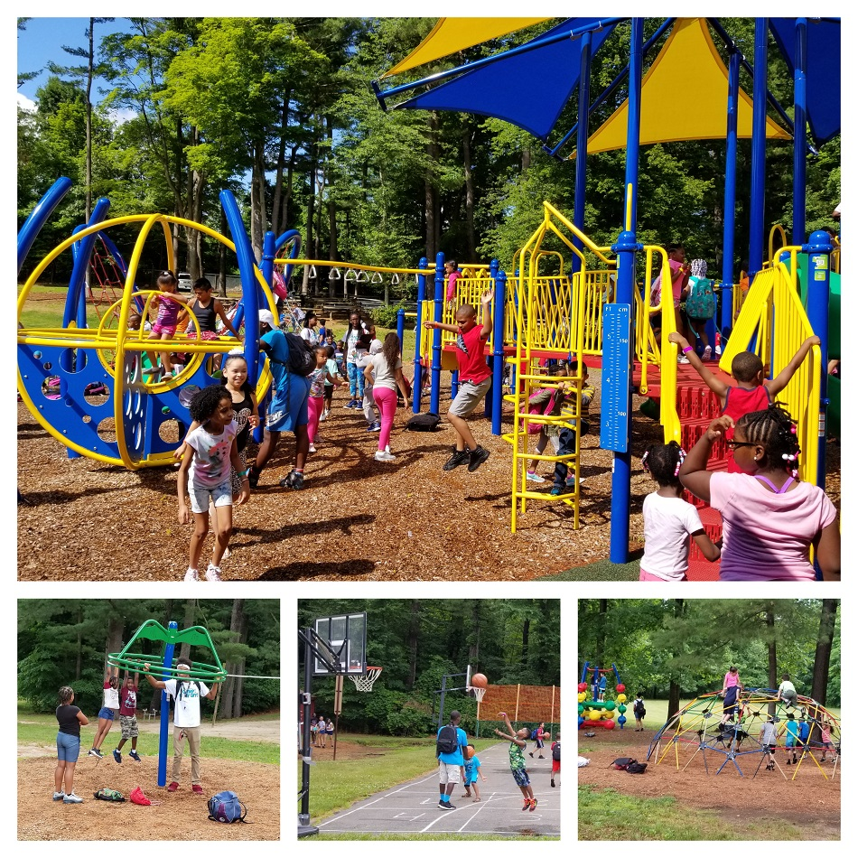 Camp Courant activities