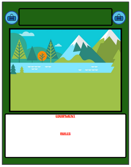 Camp Field Day template