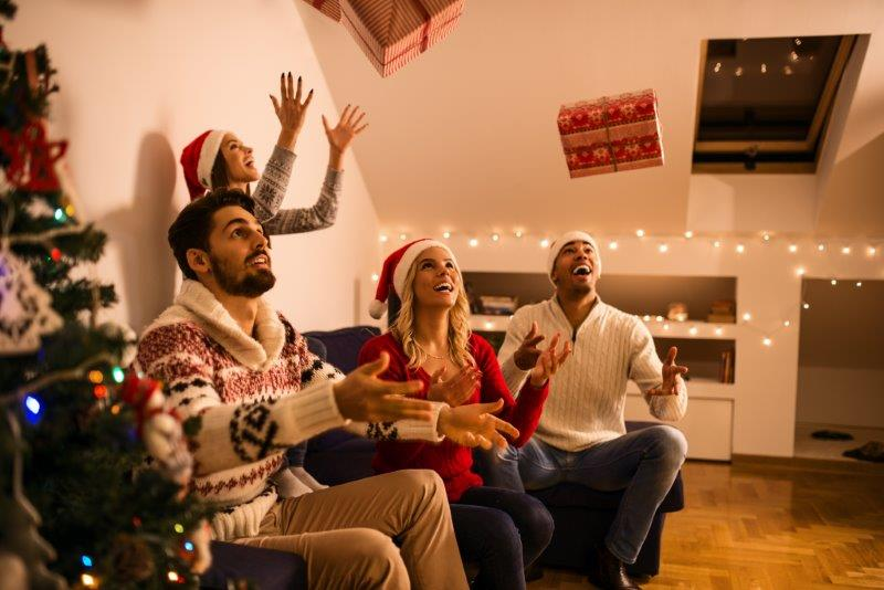 games to play at a christmas party