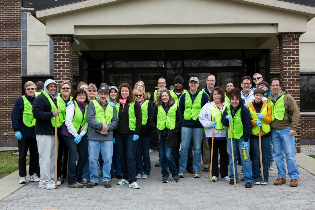 community clean up Colchester CT