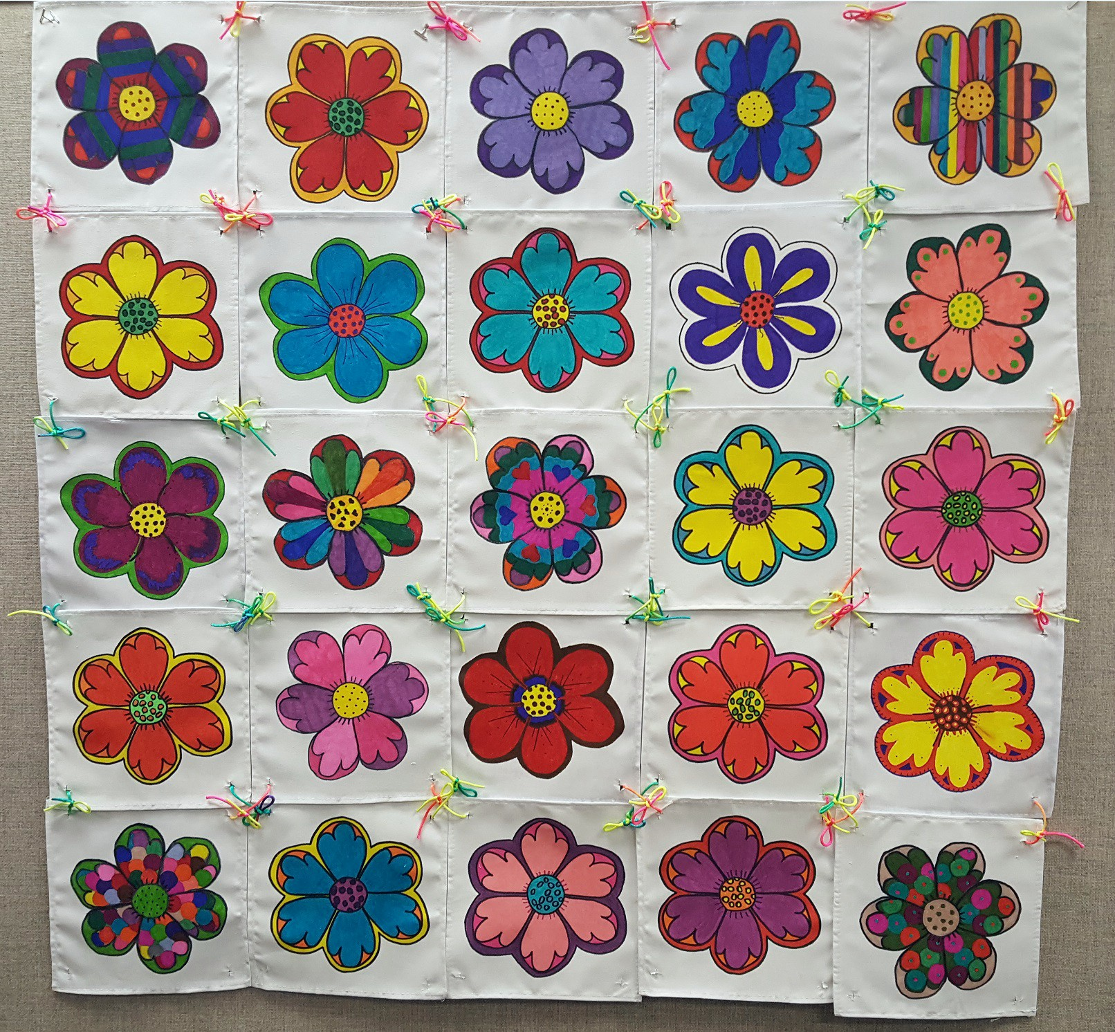 Collaborative Art Projects For All Ages S S Blog