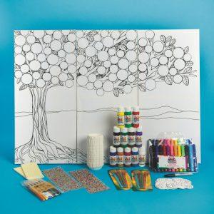 Collaborative craft art