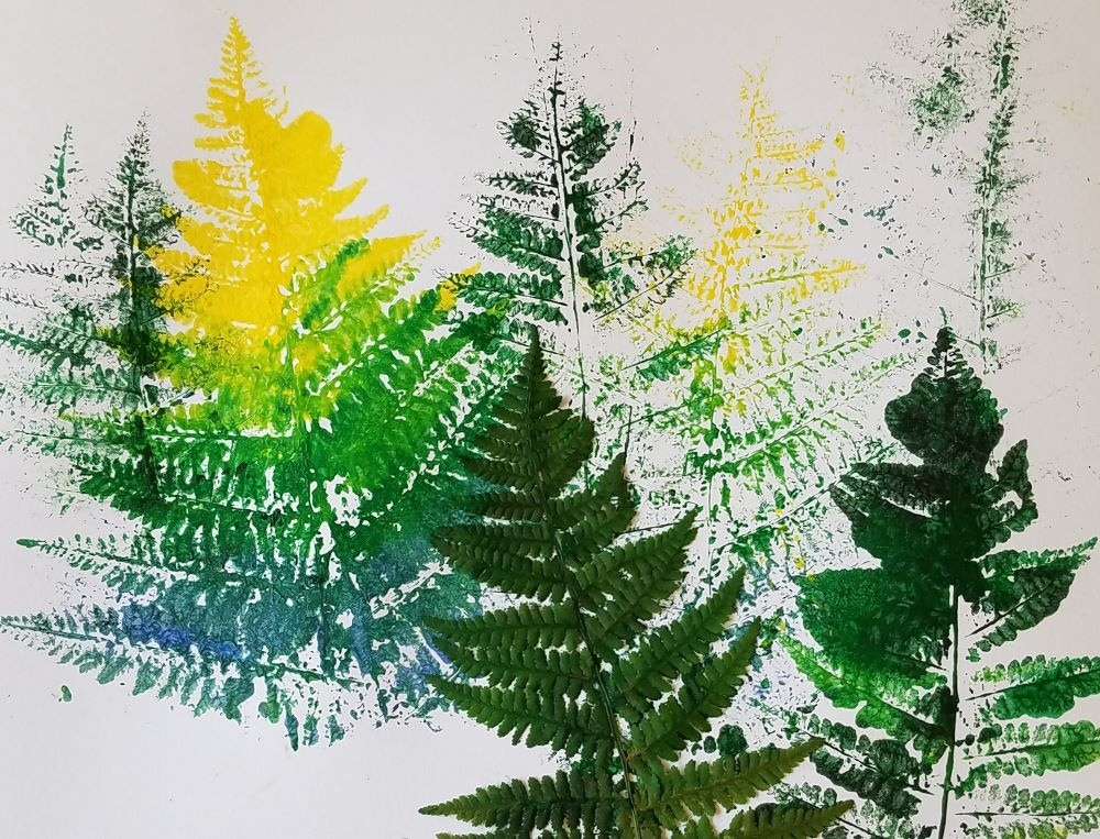 DIY Nature Art Prints