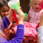 Jumbo DIY Volcano – Group STEAM Activity