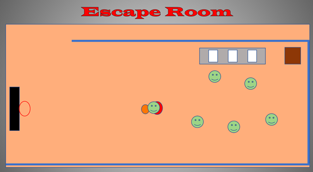 escape room physed