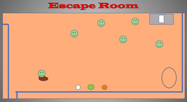 escape room PE